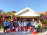 Buổi từ thiện ý nghĩa tại làng trẻ SOS của Tuấn Nguyễn Travel