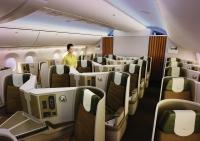Chọn chổ ngồi trên máy bay Vietnam Airline chỉ trong vài click