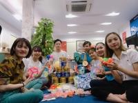 """Chương trình từ thiện """"câu chuyện cho đi"""" của Tuấn Nguyễn Travel"""