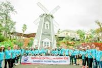 Du lịch hằng năm Tuấn Nguyễn Travel: Đà Lạt - Nha Trang 5 ngày 4 đêm
