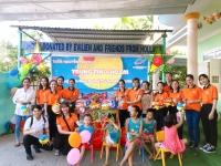 Trung thu cho em - Mang yêu thương đến Trung tâm nuôi dưỡng trẻ em mồ côi