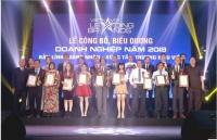 Tuấn Nguyễn Travel lọt TOP 10 thương hiệu dẫn đầu Việt Nam 2018