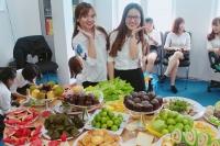Tuấn Nguyễn Travel tổ chức tiệc 8/3 cho toàn thể nhân viên công ty