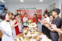 Tuấn Nguyễn Travel tuyên dương nhân viên xuất sắc nhất năm 2018